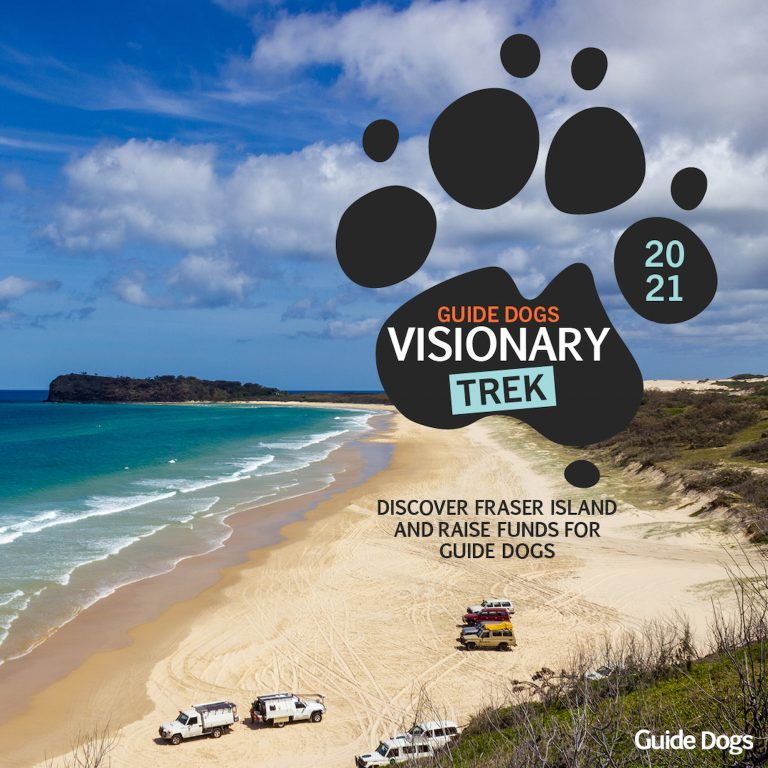 Join us on a Fraser Island trek for a life-changing adventure!